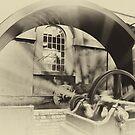 Water Wheel by thudjie