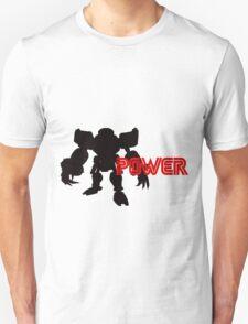 Power Type: E123 Omega Unisex T-Shirt