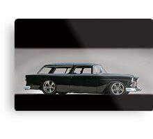 1955 Chevrolet Nomad Wagon Metal Print