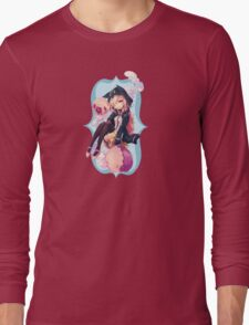 Chiaki x Pokemon Crossover Long Sleeve T-Shirt