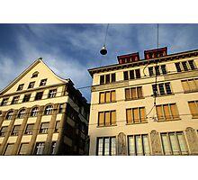 Zurich Photographic Print