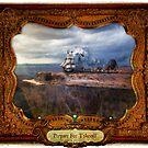 2012 Steampunk Calendar Page 8 by Aimee Stewart