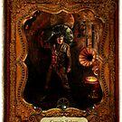 2012 Steampunk Calendar Page 10 by Aimee Stewart