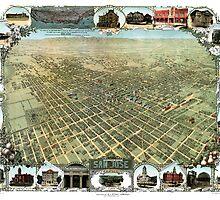 San Jose - California - 1901 by paulrommer