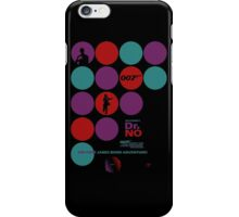 Dr. No iPhone Case/Skin