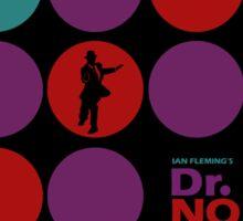 Dr. No Sticker