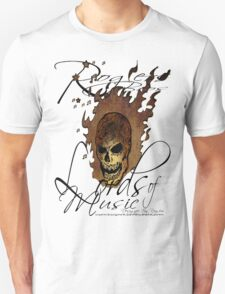 lords of music by rogers bros Unisex T-Shirt