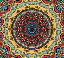 Trippy Mandala Sticker