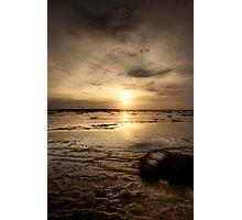 Sun on the Reef Photographic Print