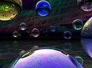 Somewhere Else Over the Rainbow by Benedikt Amrhein