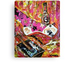 It's the weekend 5 Canvas Print