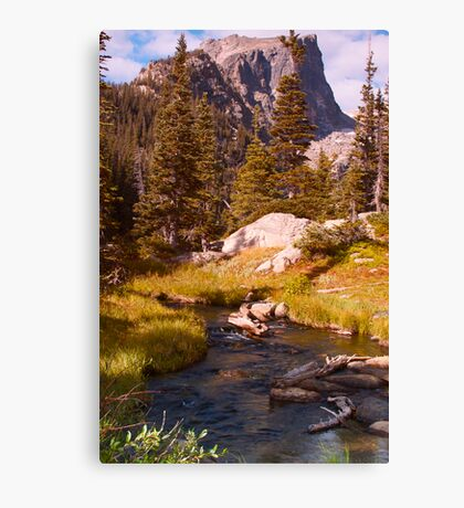 Rocky Mountain National Park 03 Canvas Print
