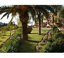 Paradise in Majorca Photographic Print