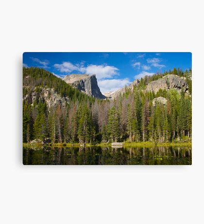 Rocky Mountain National Park 04 Canvas Print