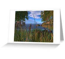 Seaview Forest Greeting Card