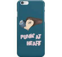 Punk At Heart iPhone Case/Skin