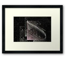 The Melody of Night Framed Print