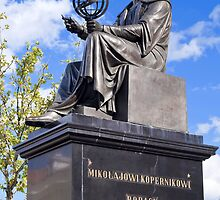 Nicolaus Copernicus. by FER737NG