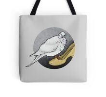 Cinderella´s pigeon Nouveau Old Stories Tote Bag