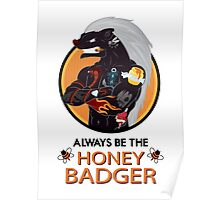 Honey Badger (2/3) Poster