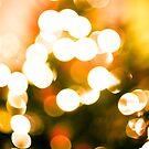 Christmas Tree Bokeh II by Adam Lack