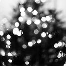 Christmas Bokeh III by Adam Lack
