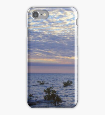 Nightcliff Sunset iPhone Case/Skin