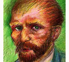 Sketch after Vincent by burramys