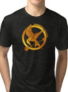 #HungerGainz Tri-blend T-Shirt