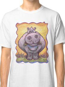 Animal Parade Hippopotamus Classic T-Shirt