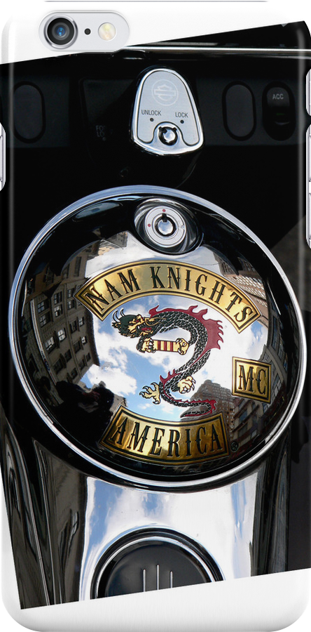 Harley Gas Cap by andytechie