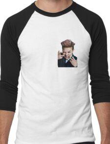 G-Dragon  Men's Baseball ¾ T-Shirt