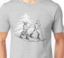 In the Heart of Winter Unisex T-Shirt