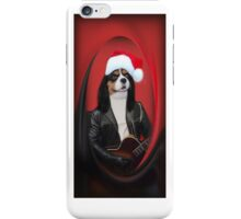 ☆ º ♥ `•.¸.•´ Strumming I'll B Home For Christmas ☆ º ♥ `•.¸.•´  iPhone Case/Skin