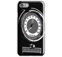 Harley speedo iPhone Case/Skin