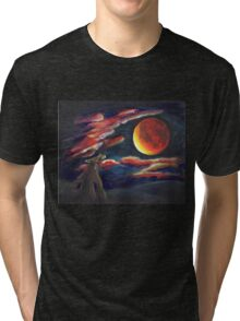 Blood Moon Tri-blend T-Shirt