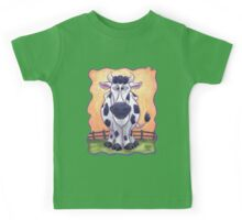 Animal Parade Cow Kids Tee