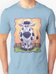 Animal Parade Cow Unisex T-Shirt