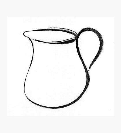 pitcher Photographic Print