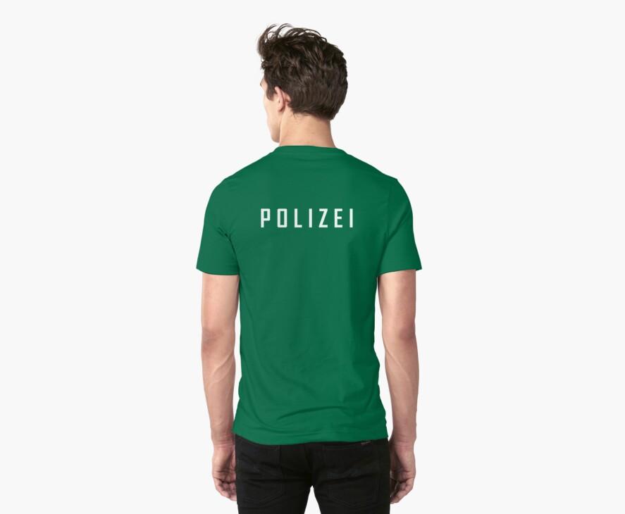 POLIZEI by Paul James Farr