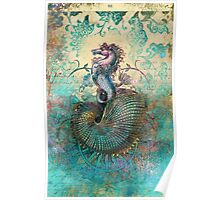 The Seahorse Diary Poster