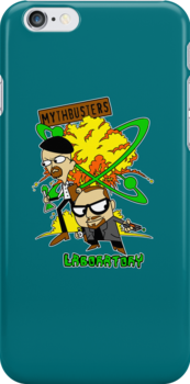 Mythbuster's Lab by mbecks114