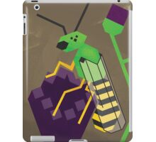 Agapostemonagon iPad Case/Skin