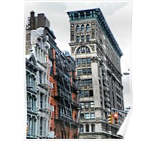 Broome Street Poster