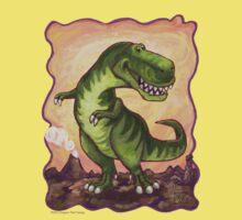 Animal Parade Tyrannosaurus One Piece - Short Sleeve