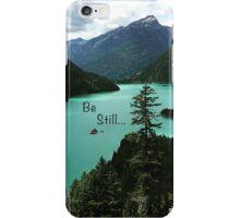 Lake Diablo iPhone Case/Skin
