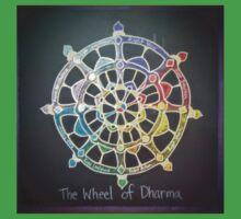 The Wheel of Dharma One Piece - Short Sleeve