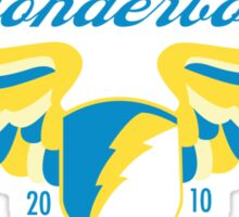 The Wonderbolts Sticker