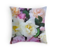 Late Summer Loveliness, Detail Throw Pillow