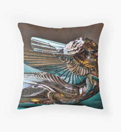 A Timeless Beauty Throw Pillow